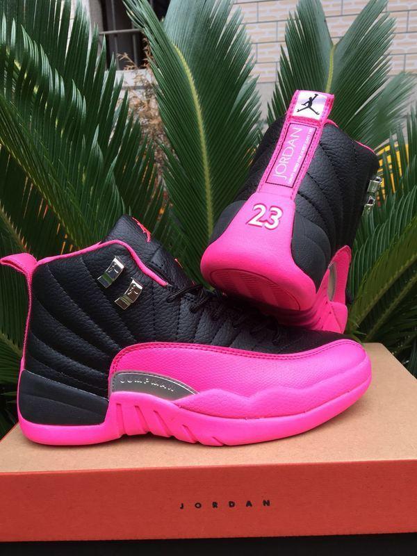 purchase gold pink womens air jordan retro 12 shoes d4b77 941bc aa674e7ad