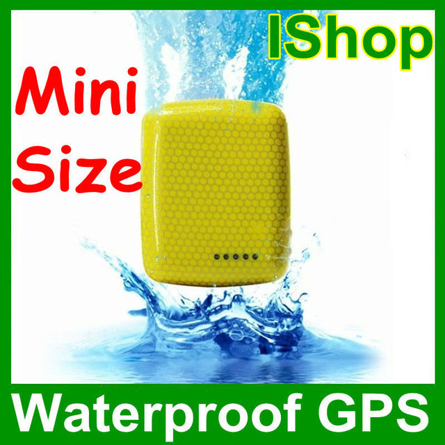2013 Newest, Smallest High quality  Waterproof GPS Tracker for Persons and Pets