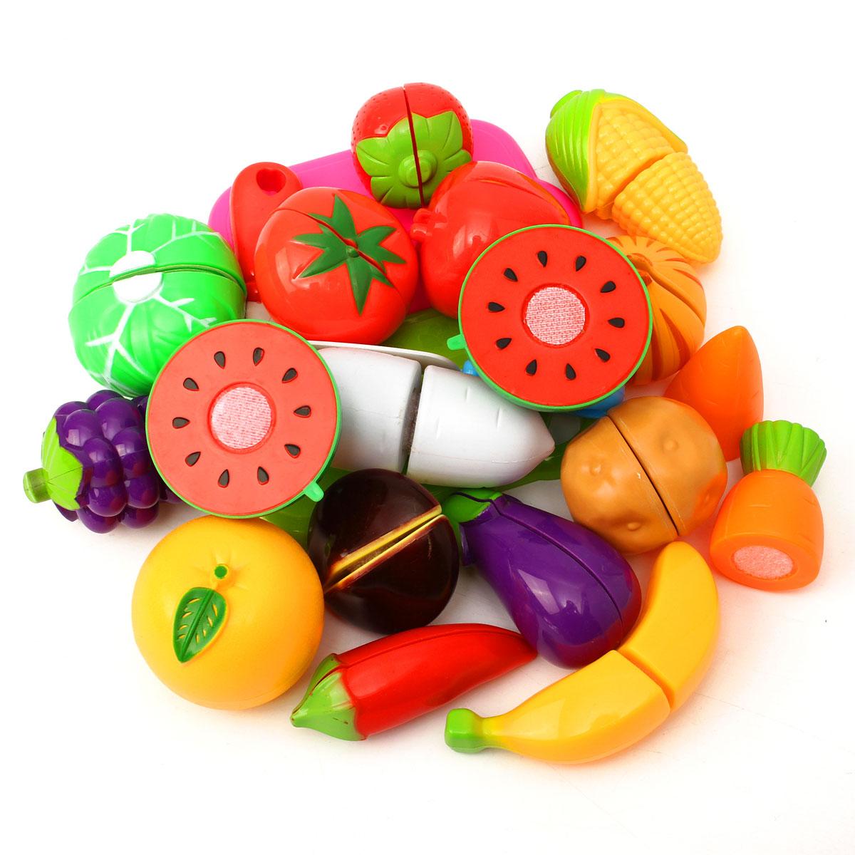 Игрушки-фрукты своими руками
