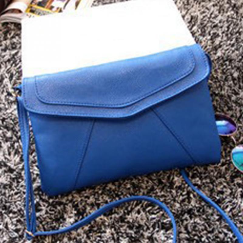 2016 Shoulder Bag Women PU leather Satchel Handbag Retro Messenger bags Crossbody hot sale(China (Mainland))