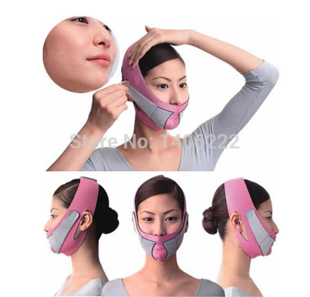 High Quality Slimming Face Mask Shaping Cheek Uplift Slim Chin Face Belt Bandage Health Care Weight