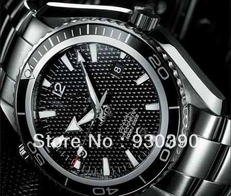 Fine swiss watches Mens classic Automatic watch swiss brand wristwatch OM27(China (Mainland))