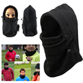 Hot Winter Prevent Ski Warm Outdoor Cap Masked Fleeces Hat Wind Stopper Riding headgear HW01006