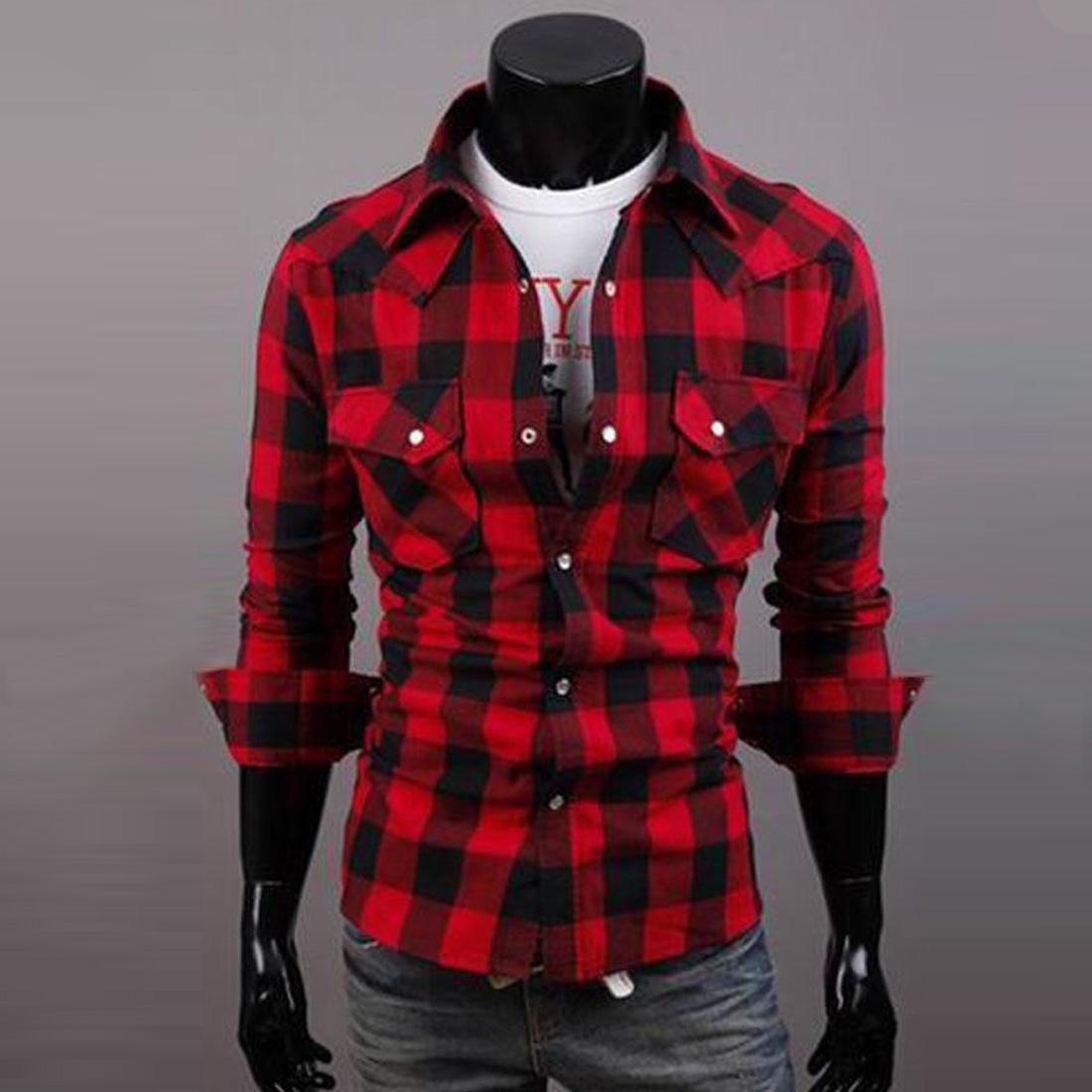 High Quality Checks Shirt Promotion-Shop for High Quality ...