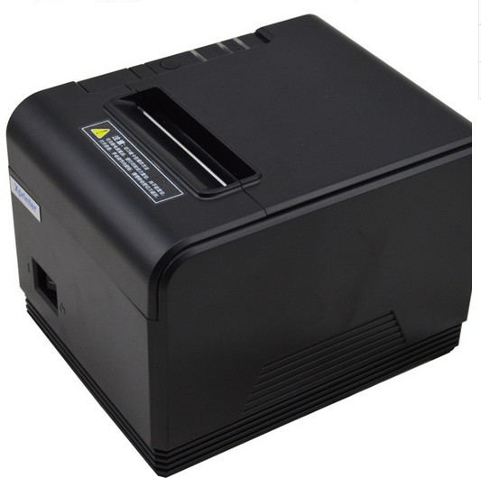Auto Cutter USB 80mm  POS Thermal Receipt Printer Ethernet Compatible with EPSON ESC/POS and STAR XP-Q200 ,Free shipping(China (Mainland))