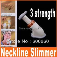 Portable Neckline Slimmer Neck Exerciser Chin Massager(China (Mainland))