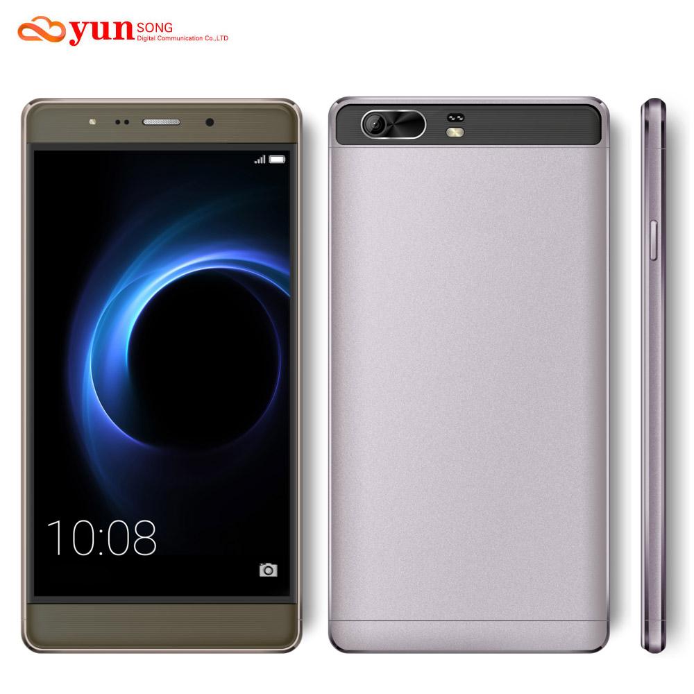 YUNSONG 6.0 inch S9 Plus 16.0MP camera Mobile Phone MTK6580 Quad Core 1GB RAM 16GB ROM Smartphone Dual Sim Cell Phone GSM/WCDMA(China (Mainland))