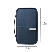 Водонепроницаемый чехол для паспорта дорожный кошелек большой кошельки для кредитных карт организатор дорожные аксессуары документ сумка...(China)