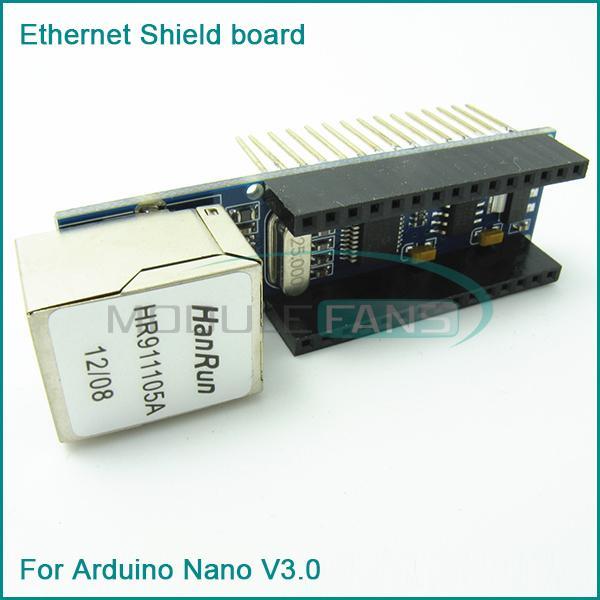 Mini enc j microchip hr a webserver module