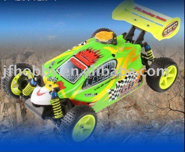 Spirit 1:10 scale nitro buggy 4WD FS51202(China (Mainland))