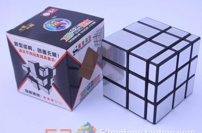 New Mirror cube shengshou mirror 3x3 magic cube(China (Mainland))