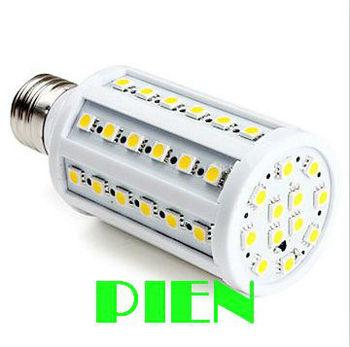 Bombillas led e27 12w 220V E14 110V led lampadas de casa corn bulb lights energy saving blanco frio Free shipping 2pcs