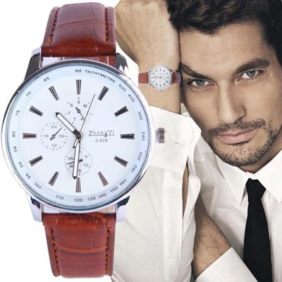 Business Relogios masculinos 2015  2015 hot watch new fashion business watches masculinos 100