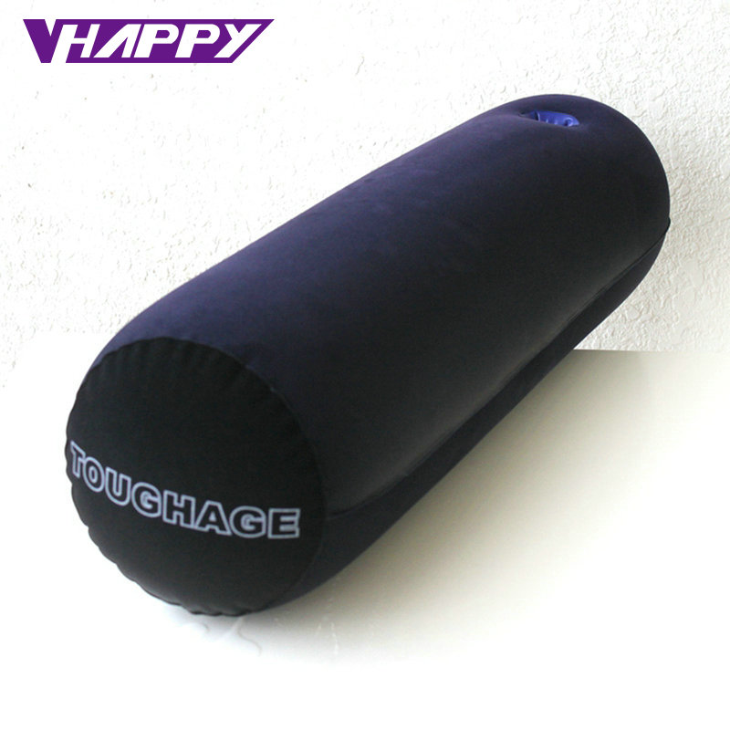 TOUGHAGE Sex Pillow Inflatable Sex Furniture Magic Wedge Pillow Sofa Cushion Erotic Products Adult Game Sex Toys for Couples(China (Mainland))