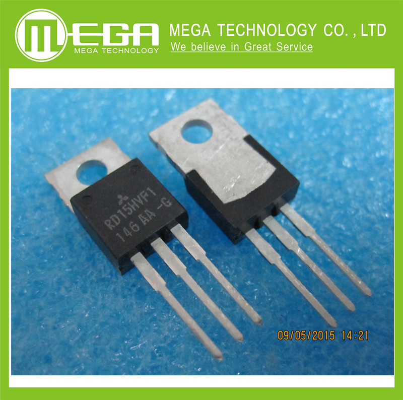 Free Shipping 5PCS MITSUBISHI MOSFET Power Transistor RD15HVF1(China (Mainland))