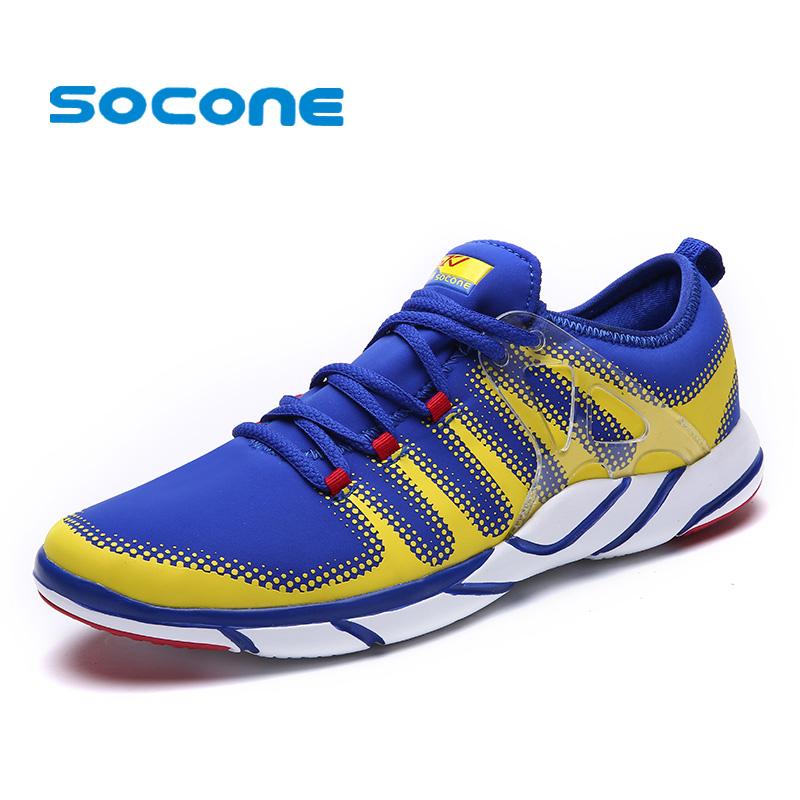 aliexpress buy socone new mens running shoes