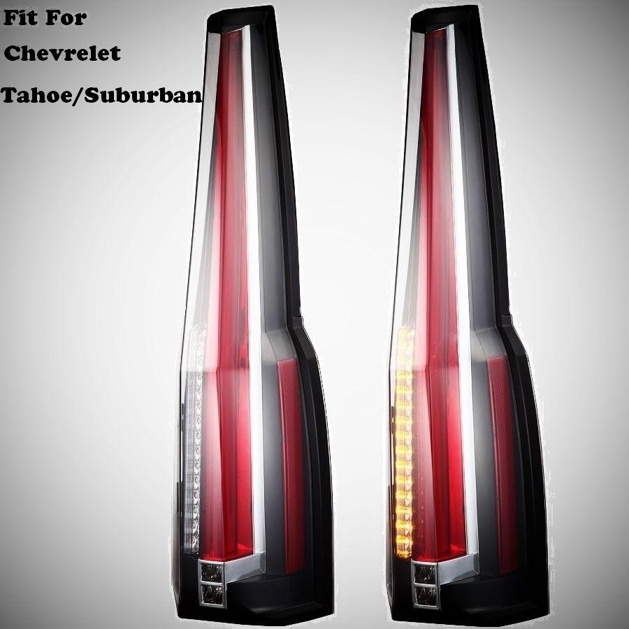 2015 tahoe tail light flash