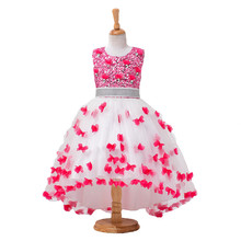 Buy 2017 New Summer girls dress girls sleeveless dresses Princess Party Kids clothes Children Bithday tutu baby girls dress for $16.39 in AliExpress store