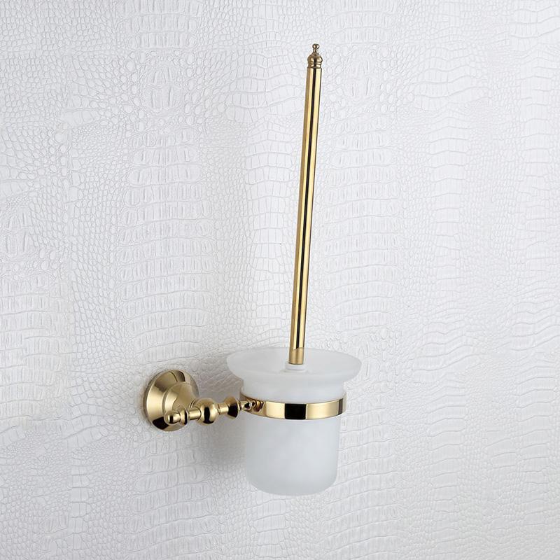 online kaufen gro handel gold wc b rste aus china gold wc. Black Bedroom Furniture Sets. Home Design Ideas