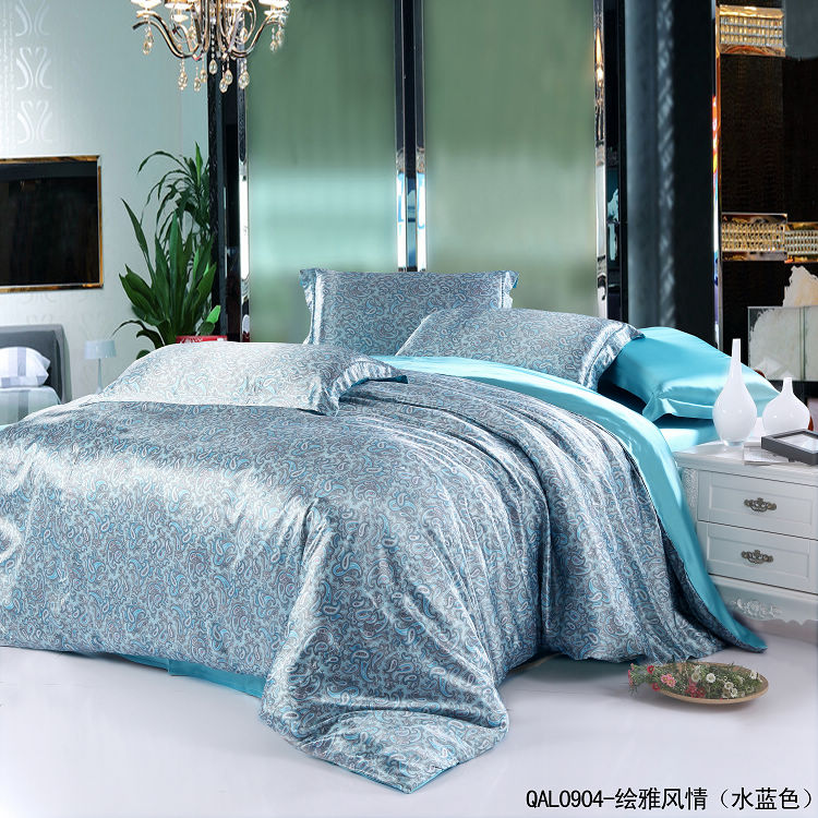 aqua literie ensembles promotion achetez des aqua literie ensembles promotionnels sur aliexpress. Black Bedroom Furniture Sets. Home Design Ideas