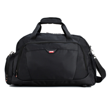 Men's sports and fitness business travel bag hand luggage bags female Shoulder Messenger large capacity BB672(China (Mainland))