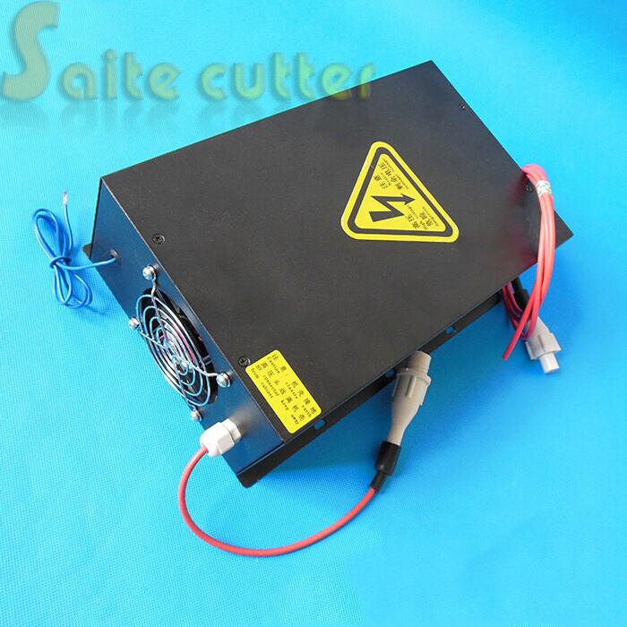 80W 100W High Voltage Laser Power Supply CO2 Sealed Laser Tube Engraver Cutter(China (Mainland))