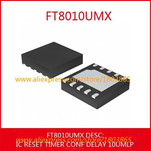 Free Shipping Hot Sale Smart Electronics Integrated Circuit FT8010UMX IC RESET TIMER CONF DELAY 10UMLP 8010 FT8010 5pcs(China (Mainland))