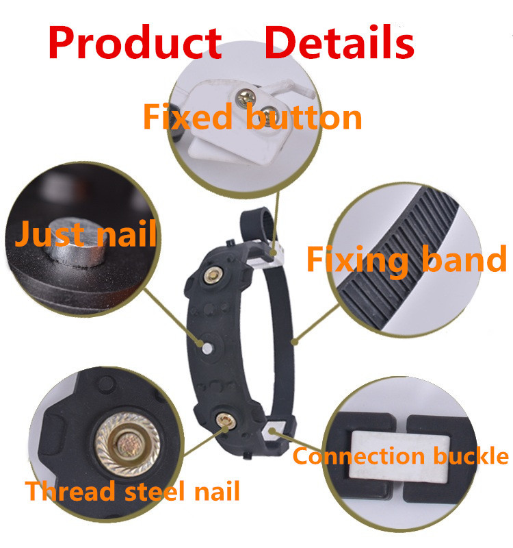 10pcs/Set Car Snow Tire Anti-skid Chains Thickened Beef Tendon Vehicles Wheel Antiskid TPU Chain FHL-05(China (Mainland))