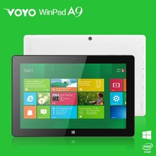 "S01060 VOYO A9 Z3770 Quad Core Tablet PC Windows 8.1 10.1"" IPS Screen Tablets 2G RAM 64G ROM Bluetooth Dual Cameras Wifi FS"