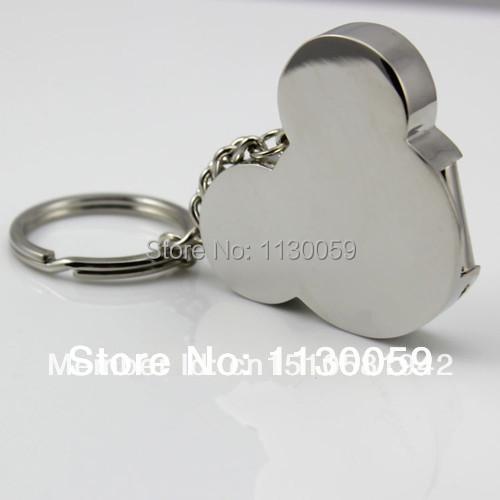 100% real capacity Mickey Head4GB/8GB/16GB/32GB USB 2.0 usb flash drive /pen drive Memory Stick U Disk(China (Mainland))