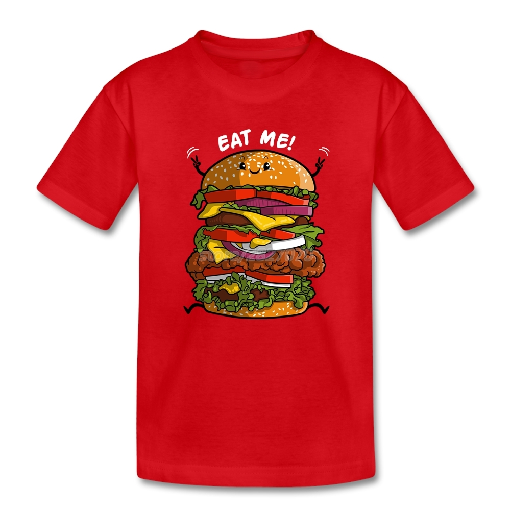 Popular kids hamburger buy cheap kids hamburger lots from for Personalized t shirts for kids cheap