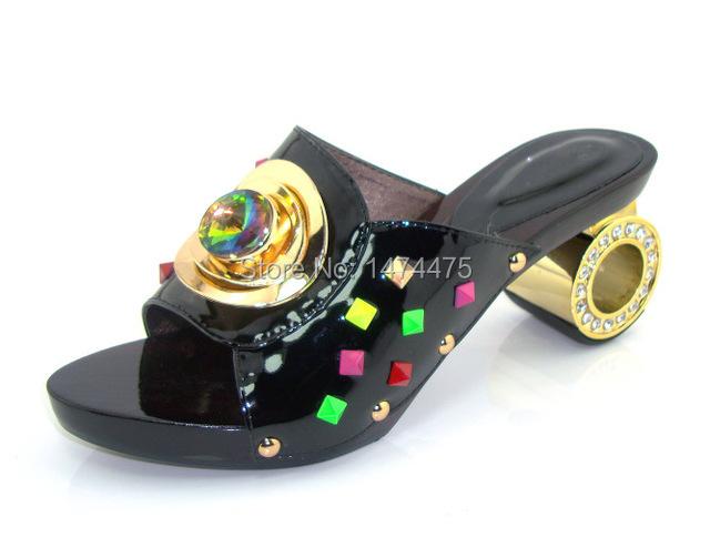 Фотография  Black Free Shipping High Heel Shoes Women Lady Sexy Dress Fashion Heels Pumps