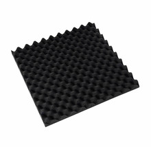 32 шт. 50 * 50 * 2.5 см PU яйцо ящик звукоизоляцией пены губки