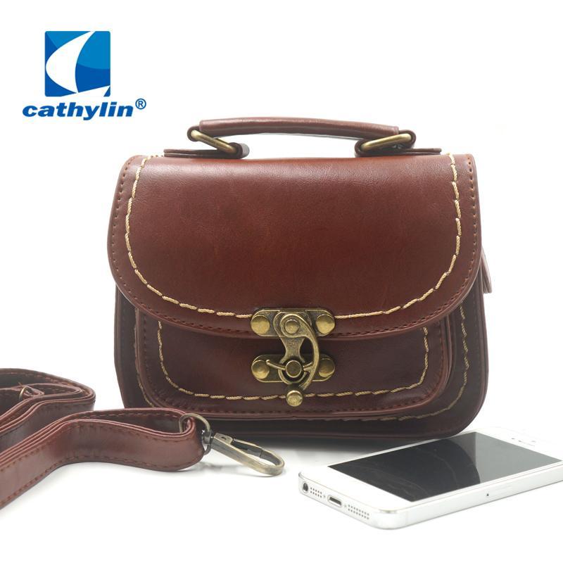 Hot new arrival vintage women handbags small size ladies bag make up bags luxury shoulder bags KS1B095(China (Mainland))