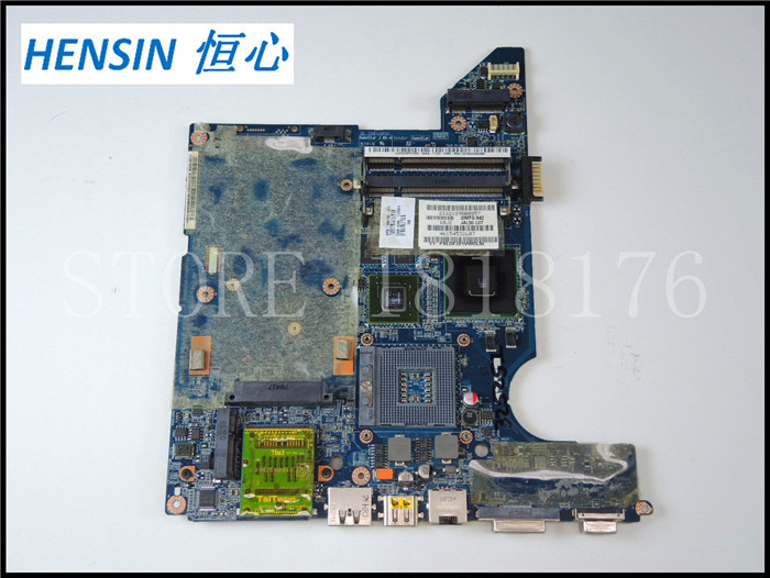 FOR HP FOR Pavilion DV4-1000 Series Motherboard 496730-001 LA-4102P NON-INTEGRATED GRAPHICS 100% Work OK<br><br>Aliexpress