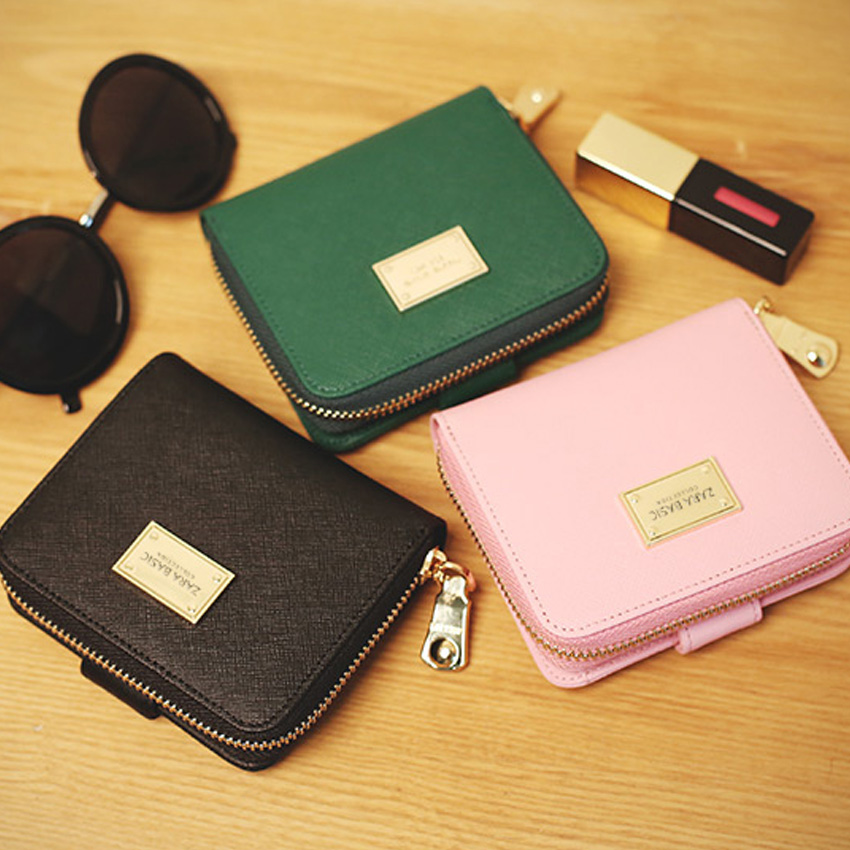 promotion ladies small wallets