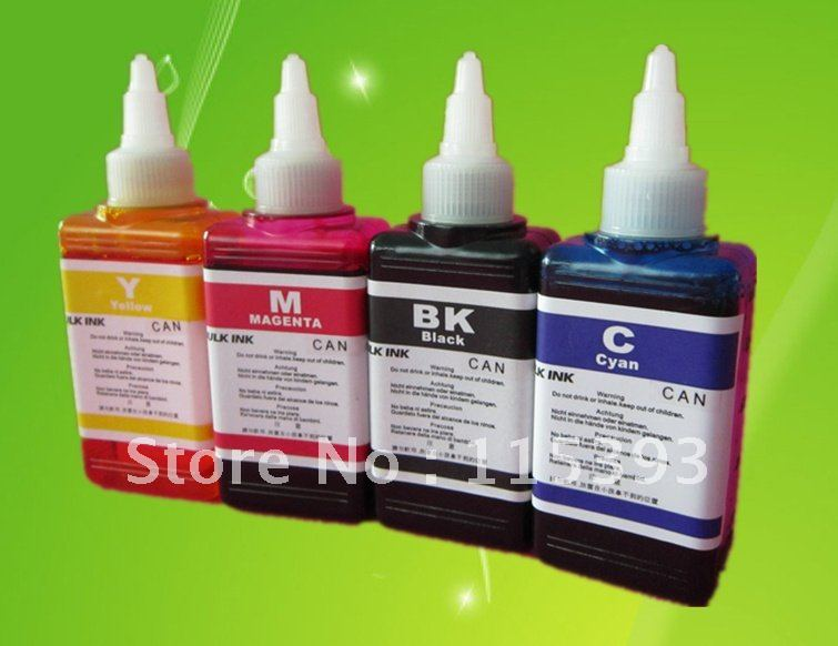 Factory sell Dye Sublimation Ink Compatible For Epson Roland Mimaki Mutoh Piezo Print Head Printers ,100ml package(China (Mainland))