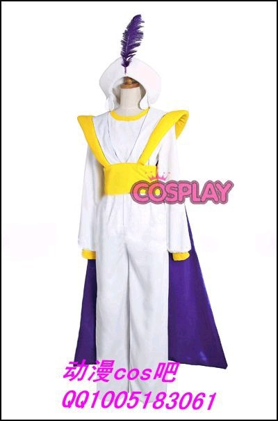 Free shipping Movie Cosplay Costume prince Professional Aladdin Jasmine Aladdin Theme Costumes Princess For men Kids for party