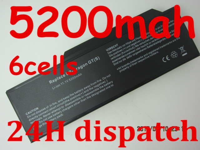 New laptop battery FOR MEDION MD97449 MD97459 MD97461 MD97470 MD97481 MD97490 MD97524 MD97525 MD97526 MD97629 MD97697(China (Mainland))