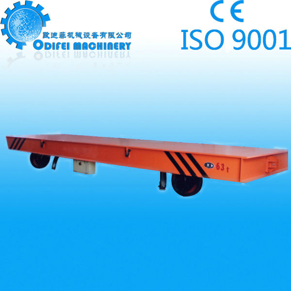 KPD-200ton Electric Flat Truck for Equipment Transfer(China (Mainland))
