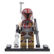 Wholesale Star Wars 7 The Force Awakens Sabine Minifigures 50pcs/lot Building Block Sets Models Figures Toys