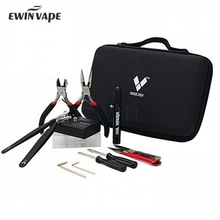 Buy Vaportech vapor DIY tool kit RBA RDA tool kit high tool RDA RBA rebuildable atomizer vape mod vs coil master v2 for $31.24 in AliExpress store
