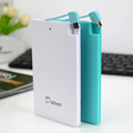 Super Slim card Power Bank 5600mAh Portable External Battery Charger Li Polymer Powerbank for all Mobile
