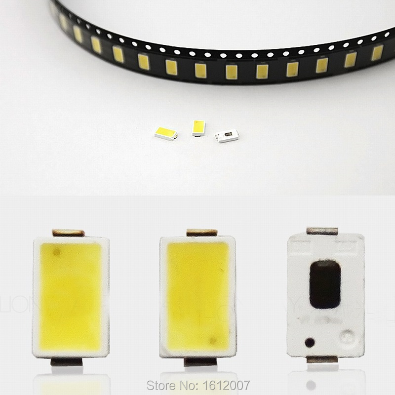 5630/5730 SMD/SMT LED White/WarmWhite/Blue/green/Red/yellow/ SMD 5730 LED - (1.8~3.4V / 50-55lm 100 PCS)(China (Mainland))