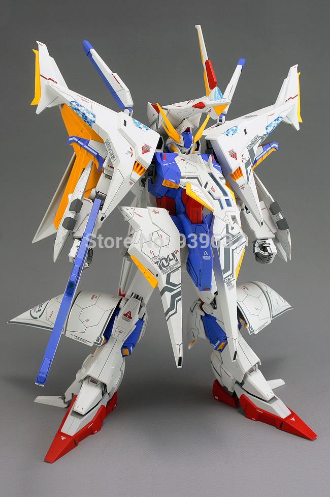 Stock Free shipping MC model HG 1/144 GUNDAM RX-104FF / big white goose / penelope Assembled Gundam Models Quality toy(China (Mainland))