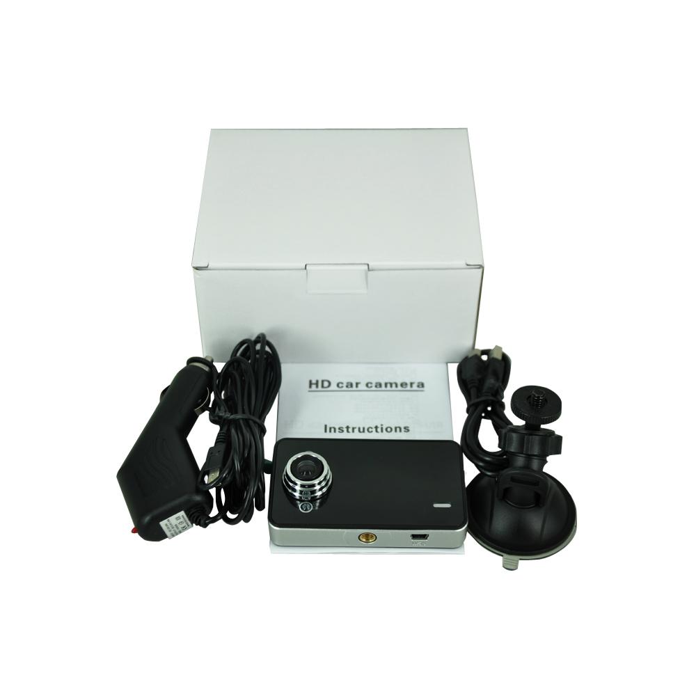 Автомобильный видеорегистратор видеокамера рекордер K6000 Full HD с ночного видения широкоугольный объектив с 2.7