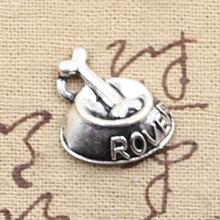 Buy 15pcs Charms dog bone bowl 21*17mm Antique pendant fit,Vintage Tibetan Silver,DIY bracelet necklace for $2.01 in AliExpress store