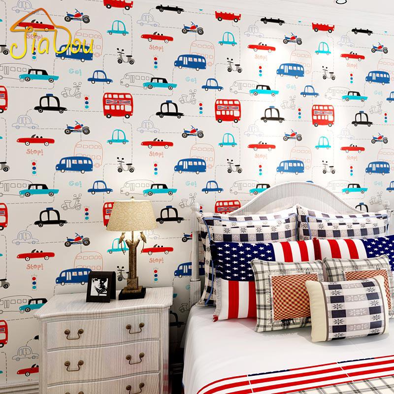 online kaufen gro handel moderne kinder tapete aus china. Black Bedroom Furniture Sets. Home Design Ideas