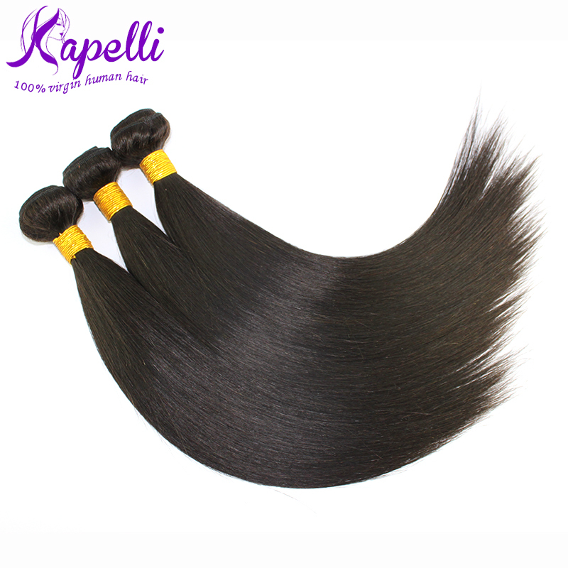 6A Human Remy Hair 2014 Sale Promotion Brazilian Straight Hair Natural Color Extension Weft Excellent Quality Straight Weft 4<br><br>Aliexpress