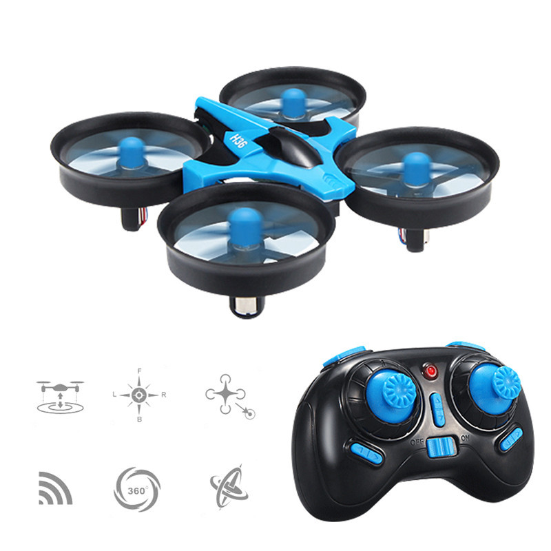 JJRC H36 Mini UFO Quadcopter Drone 2.4G 6-Axis RC Helicopter Headless Quadrocopter Toys Dron JJRC Pocket Drones Vs H8 Dron Toys
